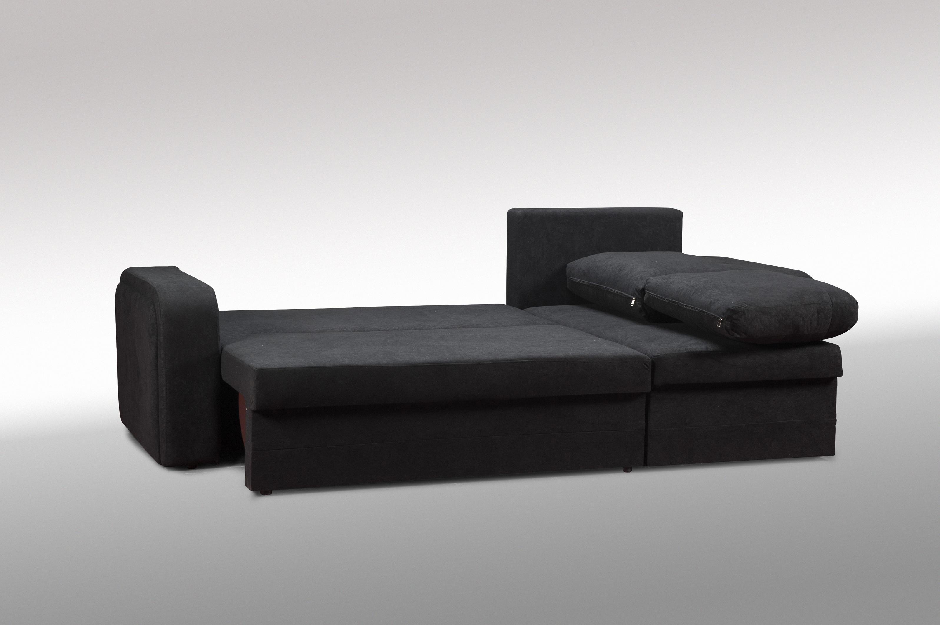 Chaiselongue con cama