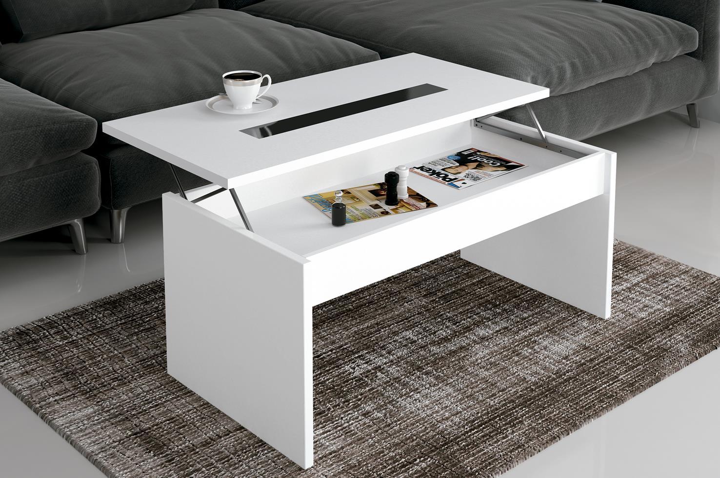 Mesa De Centro Elevable Muebles Bandama # Muebles Bandama
